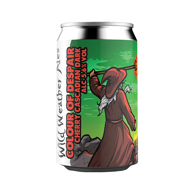 Colour of Despair by Wild Weather Ales