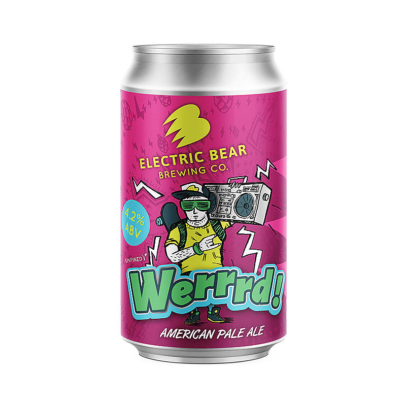 Werrrd by Electric Bear Brewing Co.