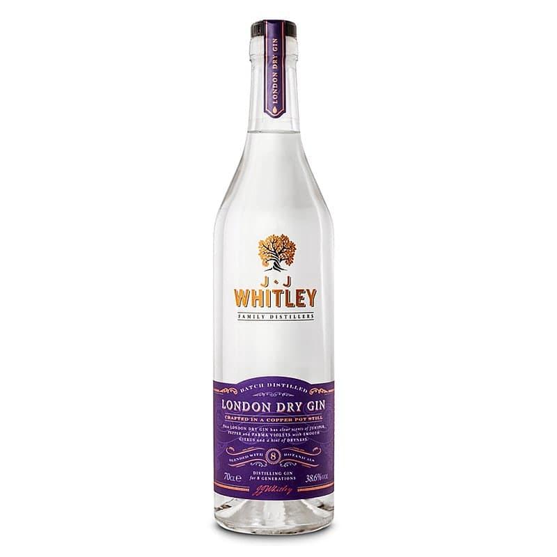 JJ Whitley London Dry Gin by JJ Whitley