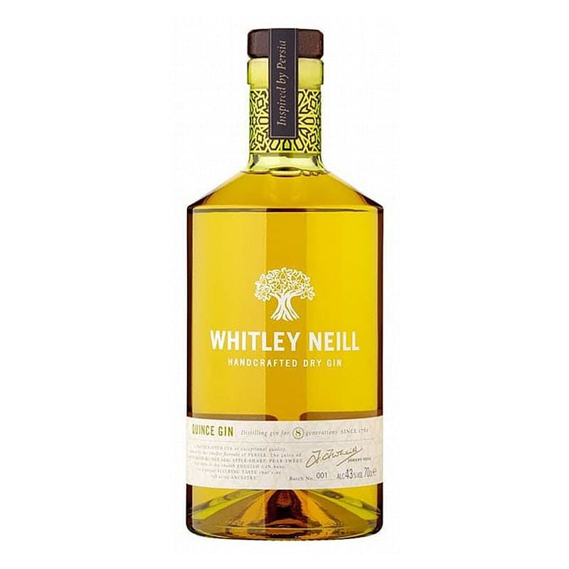 Whitley Neill Quince Gin by Whitley Neill