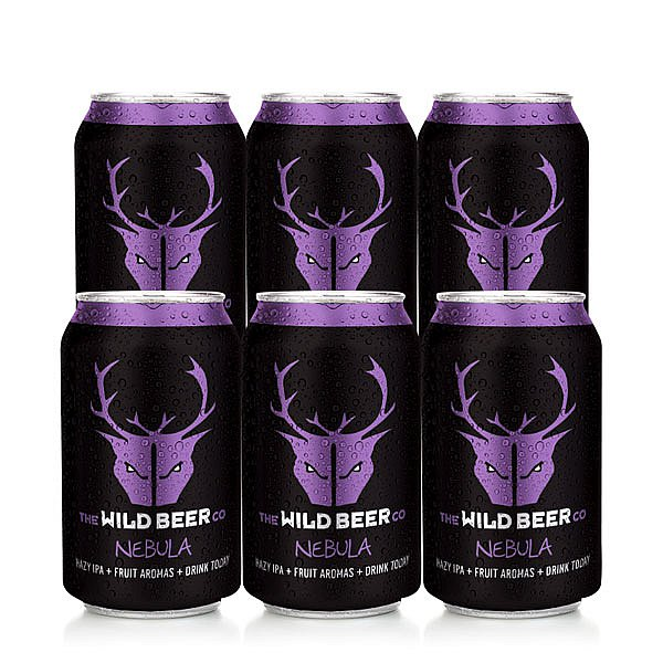Nebula 6 Case by Wild Beer Co
