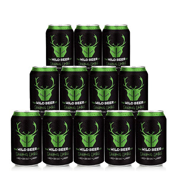 Sleeping Limes 12 Case by Wild Beer Co