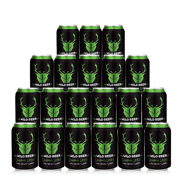 Sleeping Limes 20 Case by Wild Beer Co