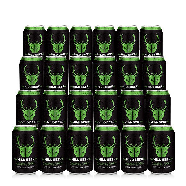 Sleeping Limes 24 Case by Wild Beer Co