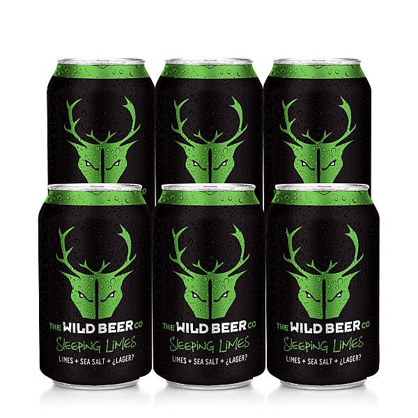 Sleeping Limes 6 Case by Wild Beer Co