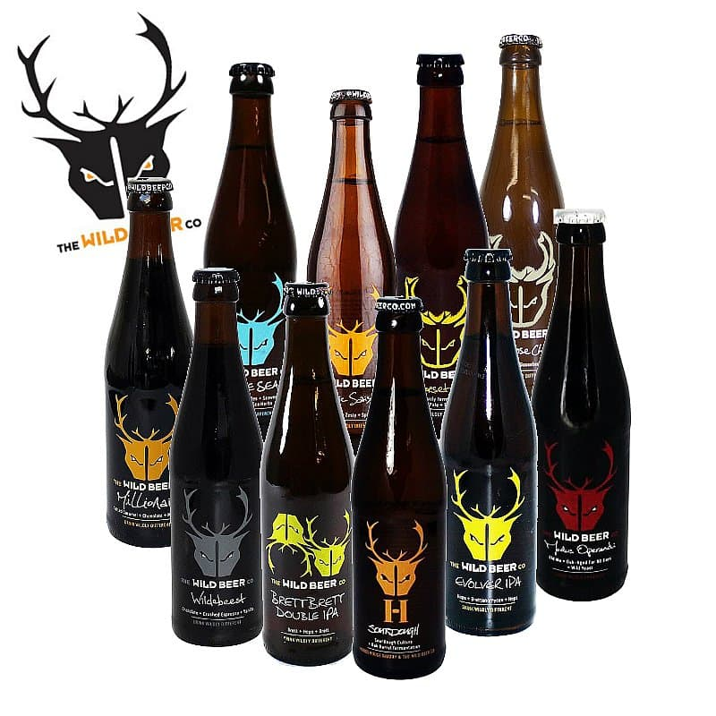 Bottle Box Collection by Wild Beer Co