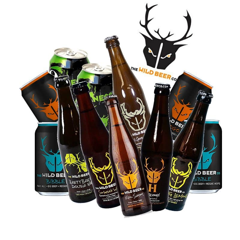 Wild Beer Light Mix by Wild Beer Co