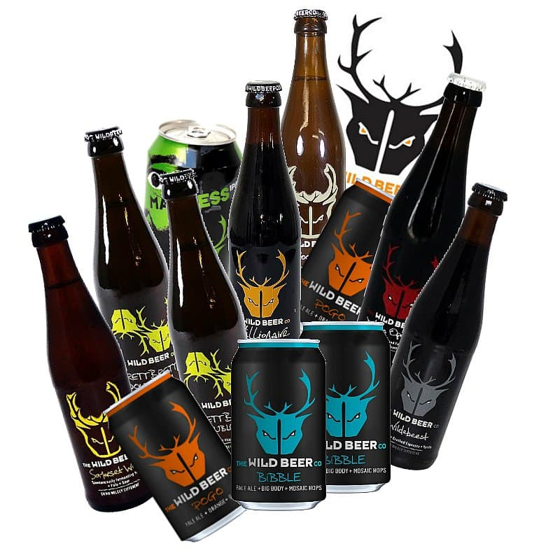 Mixed Collection by Wild Beer Co