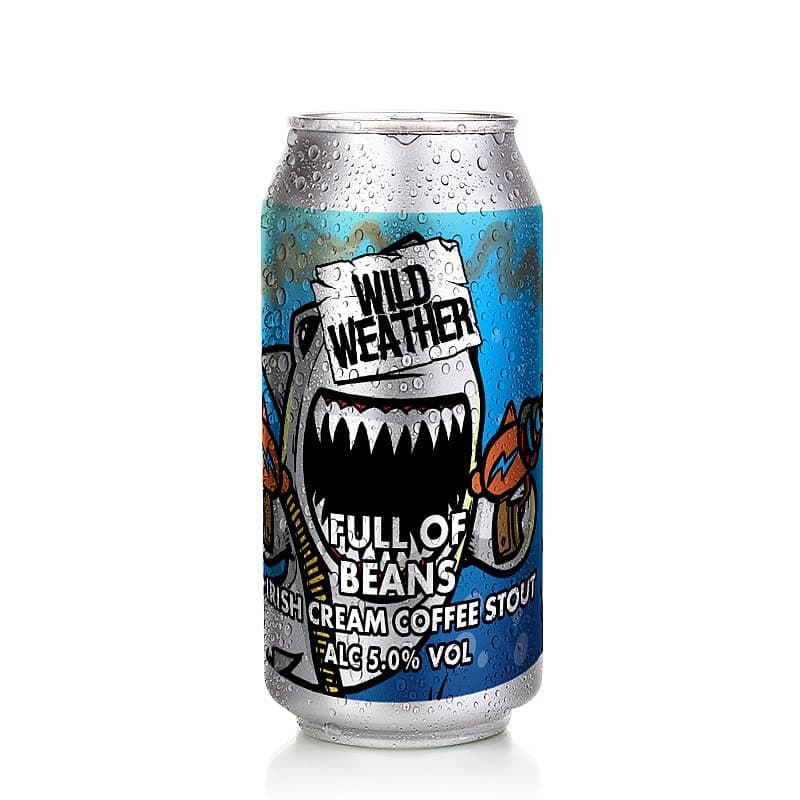 Full of Beans by Wild Weather Ales