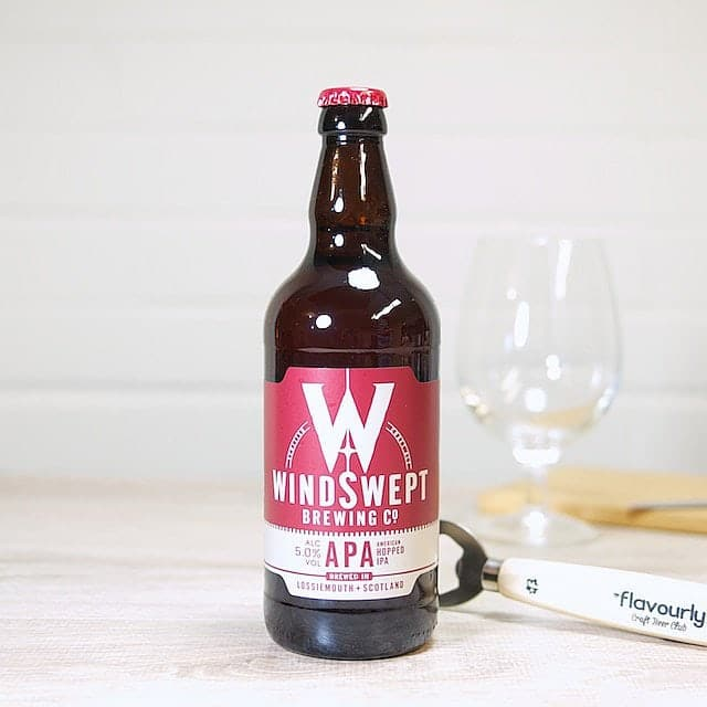 Windswept APA by Windswept Brewing