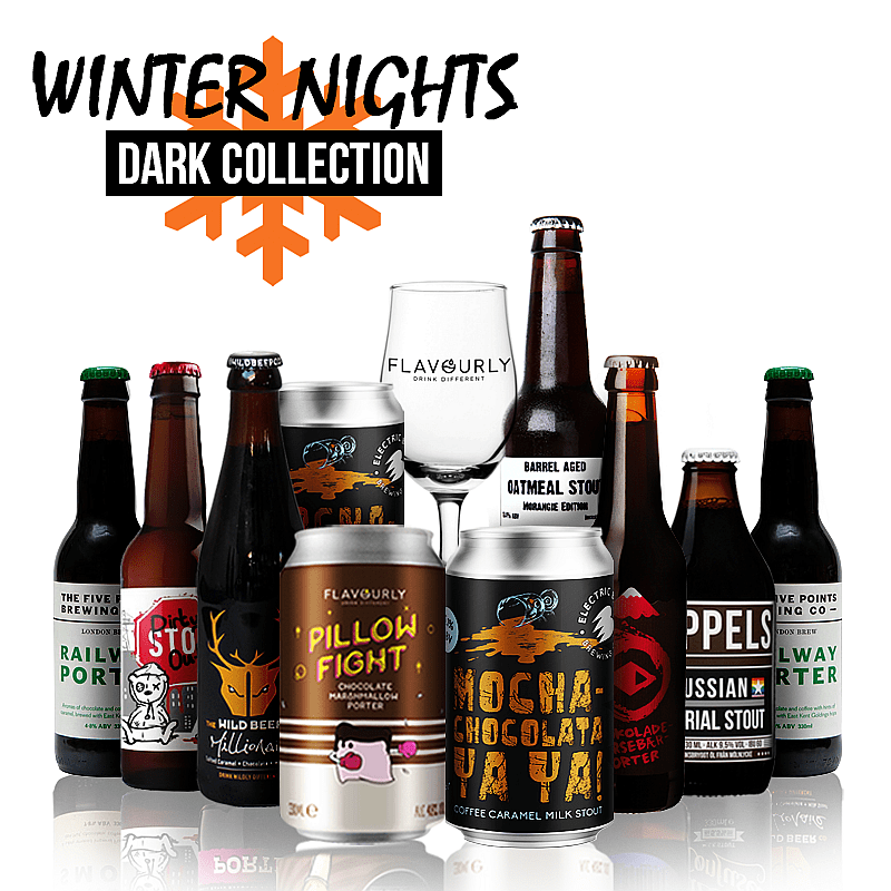 The Winter Nights Dark Collection