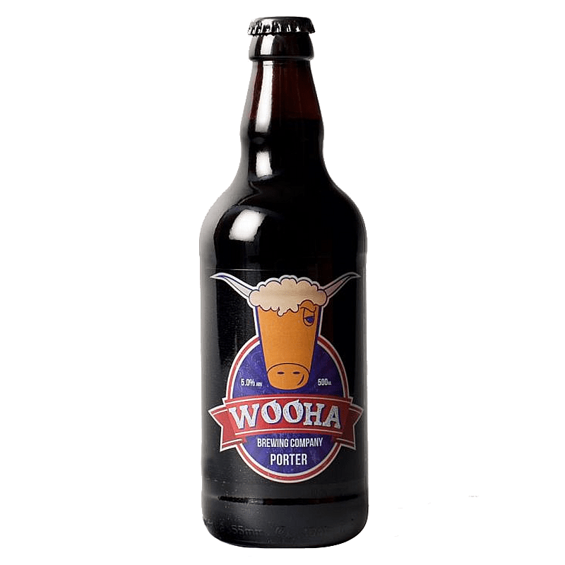 Wooha Porter by WooHa Brewing Company