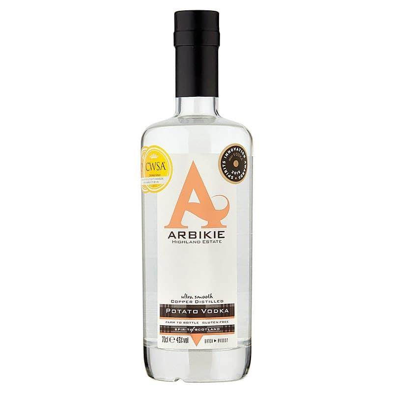 Arbikie Potato Vodka