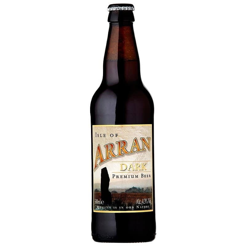 Arran Dark Ale by Isle of Arran Brewery