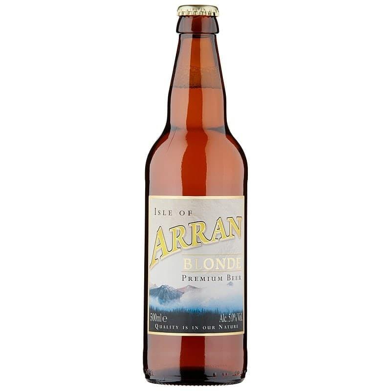 Arran Blonde by Isle of Arran Brewery