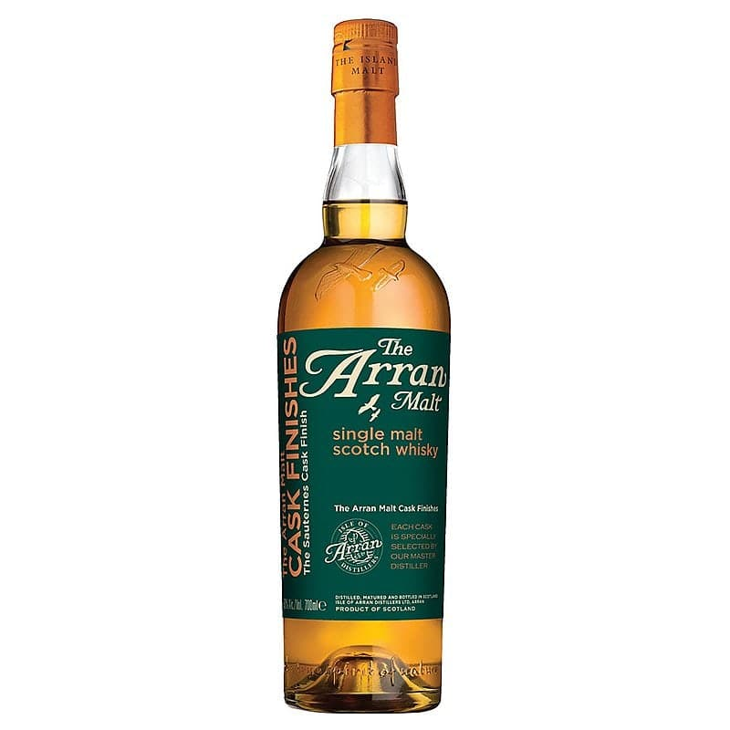 Arran Malt Sauternes Cask Finish
