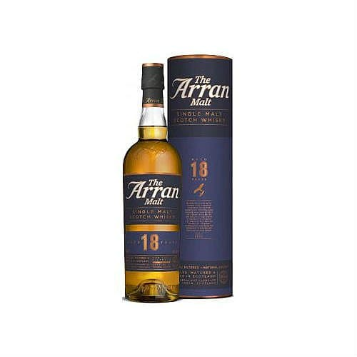 Arran 18 Y.O. Single Malt