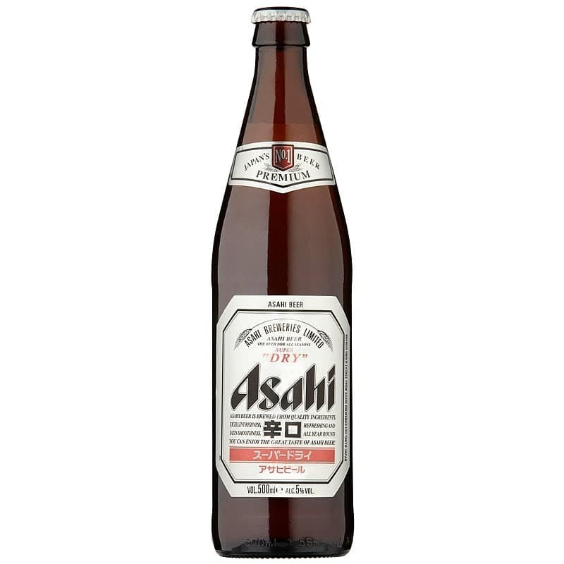 Asahi Super Dry by Shepherd Nearne