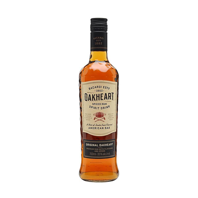 Bacardi Oakheart by Bacardi Rum