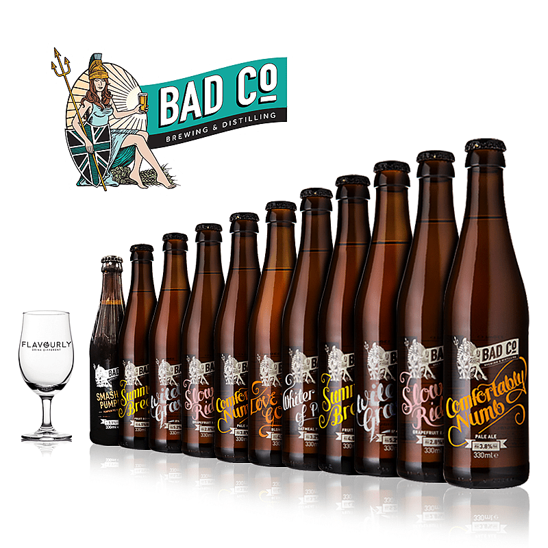 The Bad Co. Brewing Collection by BAD Co