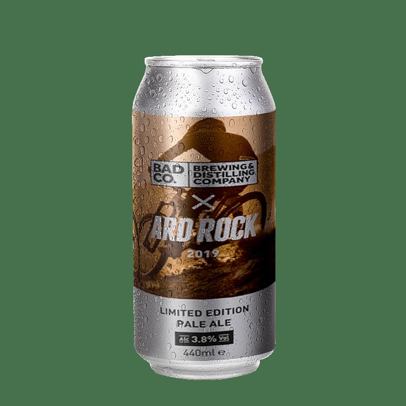 Ardrock Pale Ale by BAD Co