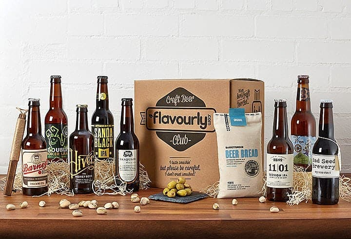 Mystery Beer Box 2017 by Flavourly