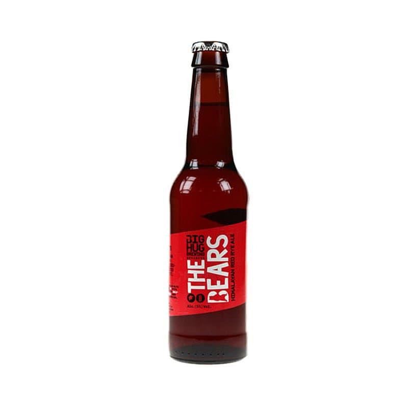 Red Rye by Big Hug Brewing