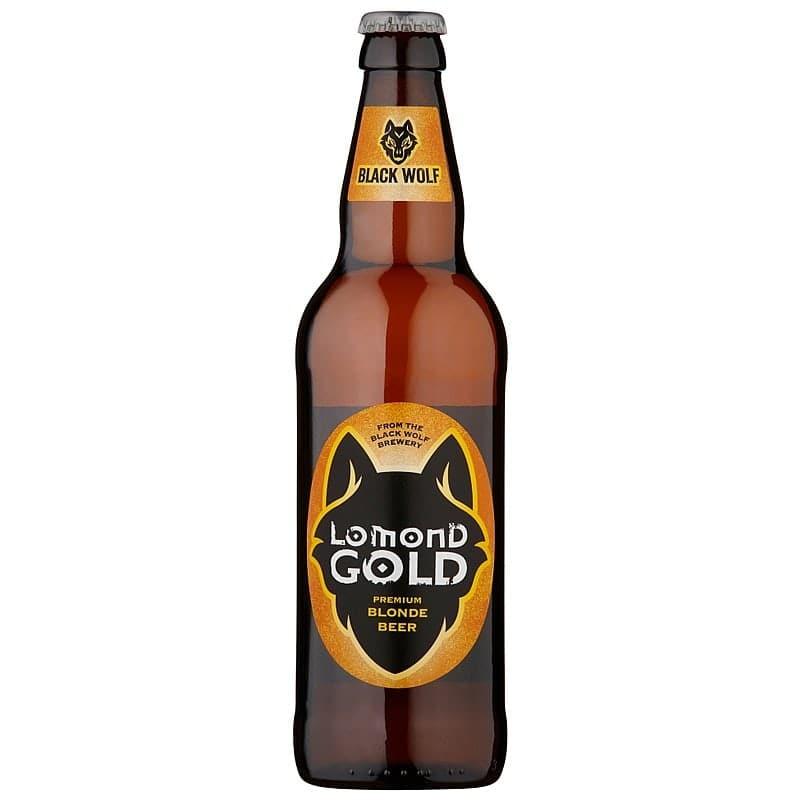 Black Wolf Lomond Gold by Black Wolf Brewery