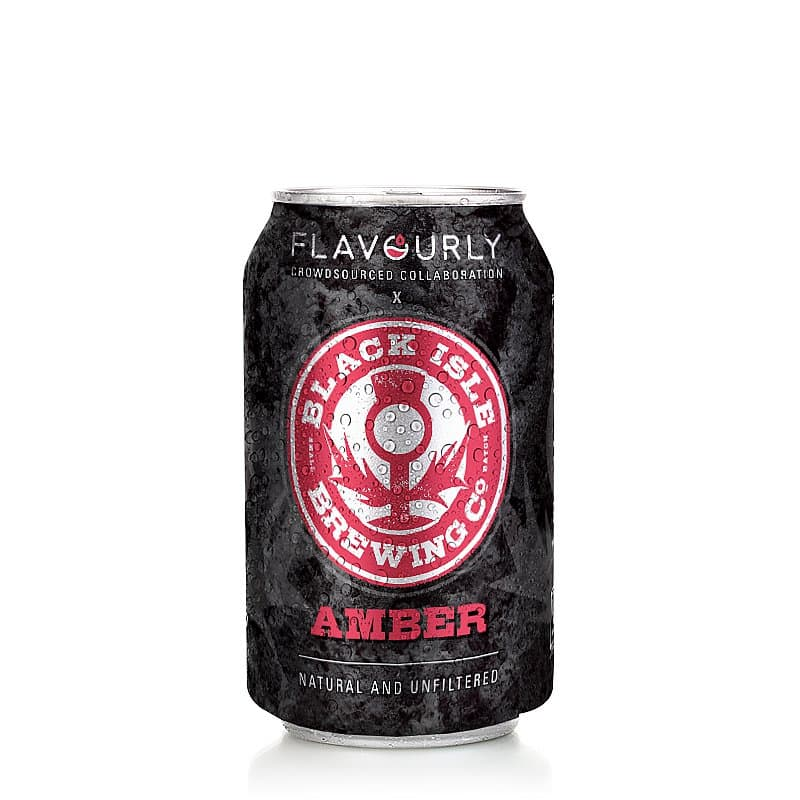 Black Isle X Flavourly Amber by Black Isle Brewing