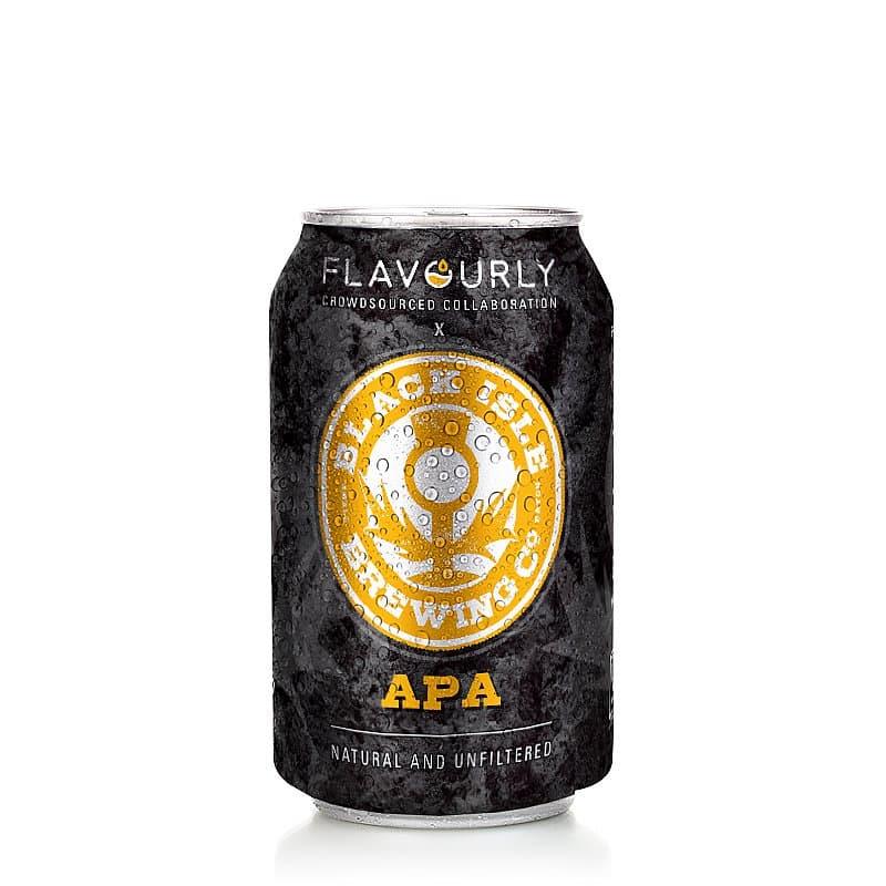 Black Isle X Flavourly APA by Black Isle Brewing
