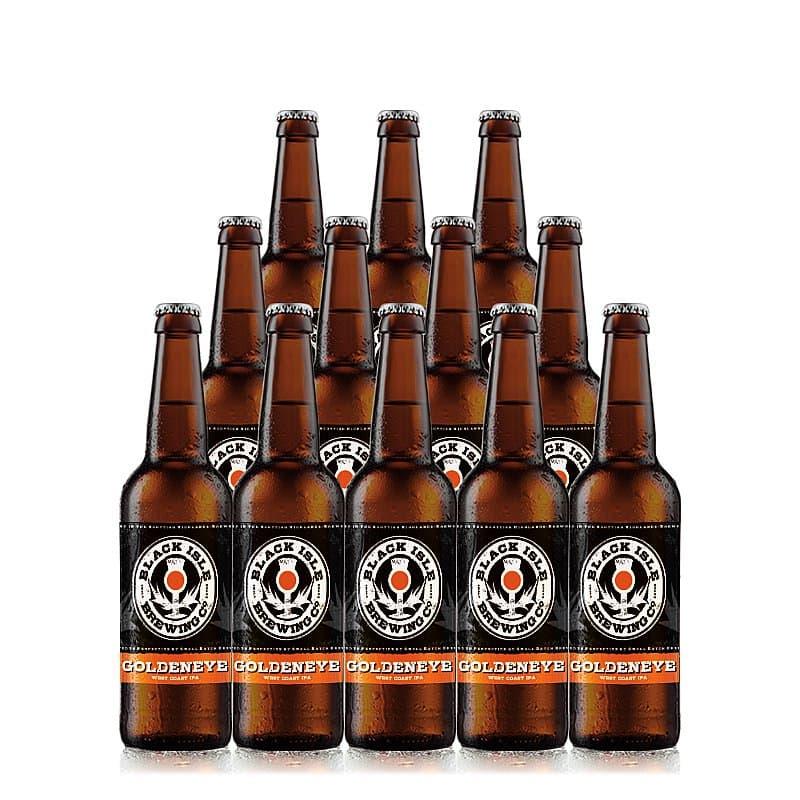Goldeneye 12 Case by Black Isle Brewing