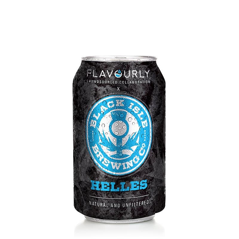 Black Isle X Flavourly Helles by Black Isle Brewery X Flavourly
