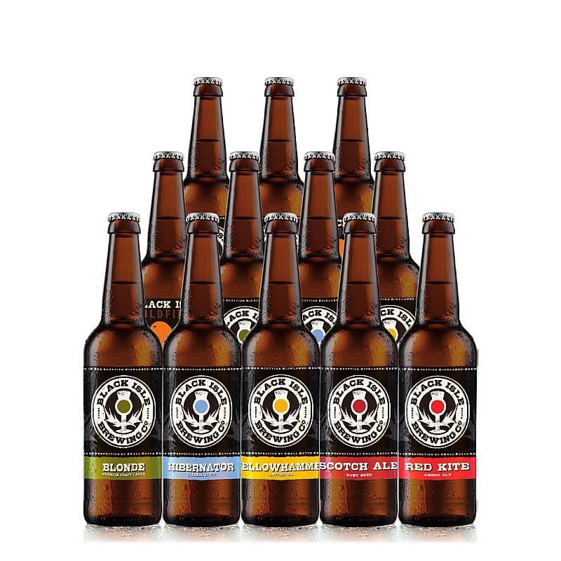Black Isle Bottle Mix 12 by Black Isle Brewing
