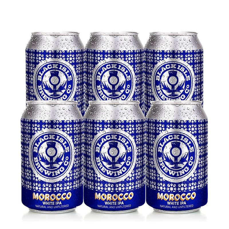 Morocco 6 Case by Black Isle Brewing