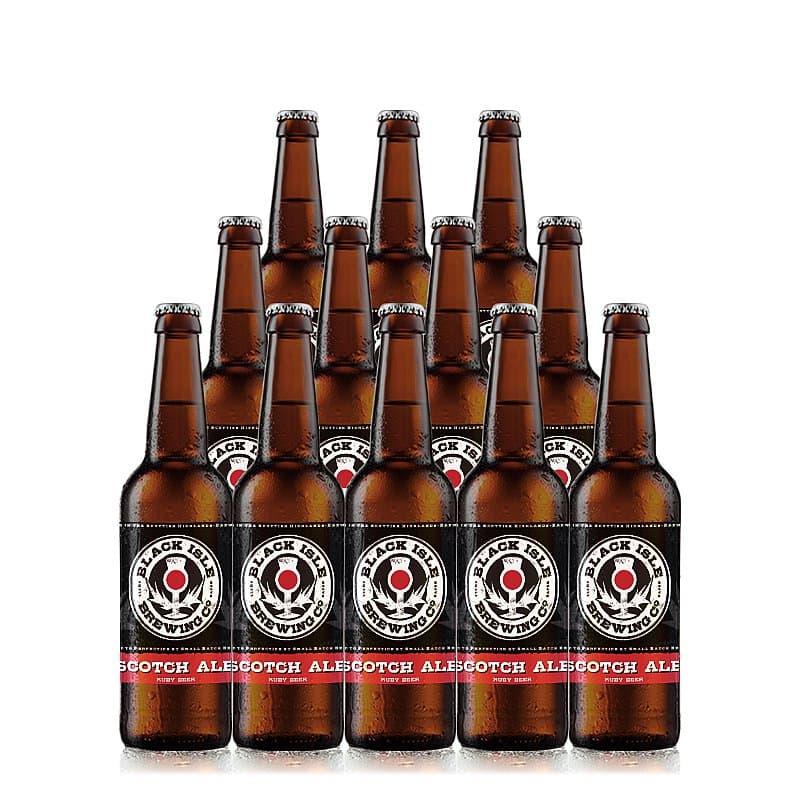 Scotch Ale 12 Case by Black Isle Brewing