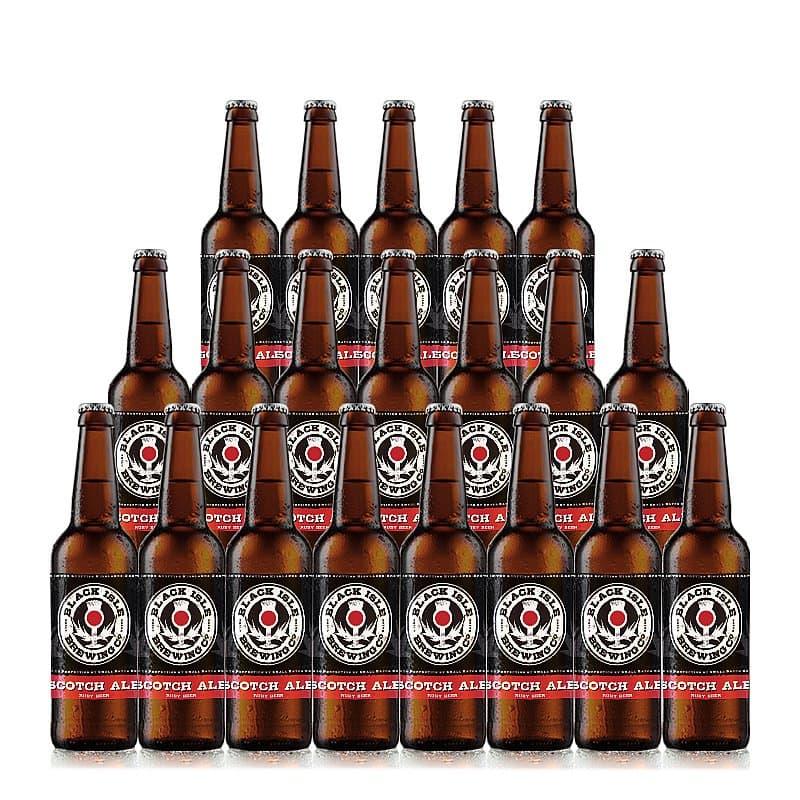 Scotch Ale 20 Case by Black Isle Brewing