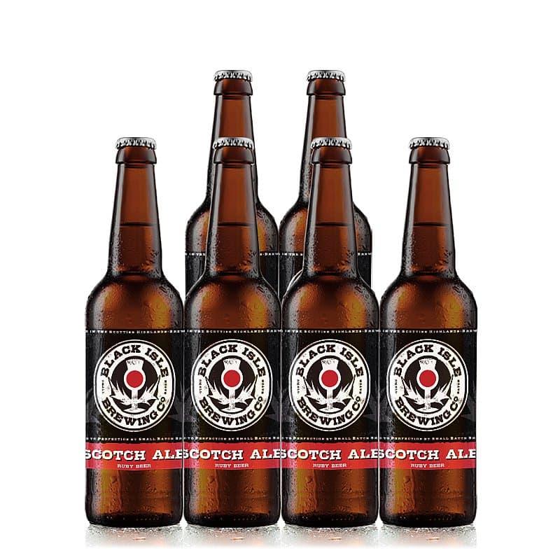 Scotch Ale 6 Case by Black Isle Brewing