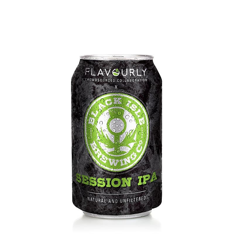 Black Isle X Flavourly Session IPA by Black Isle Brewery X Flavourly