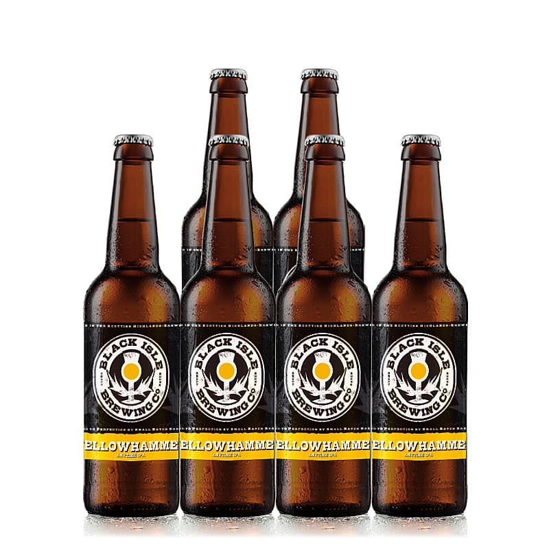Yellowhammer 6 Case by Black Isle Brewing