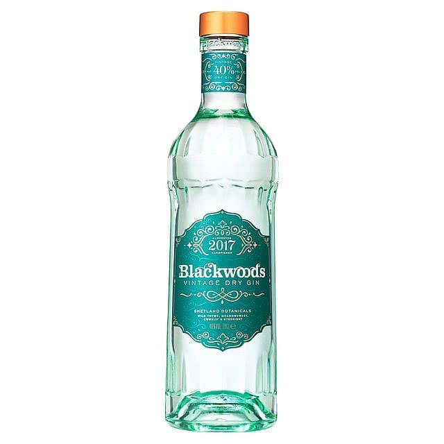 Blackwoods Gin