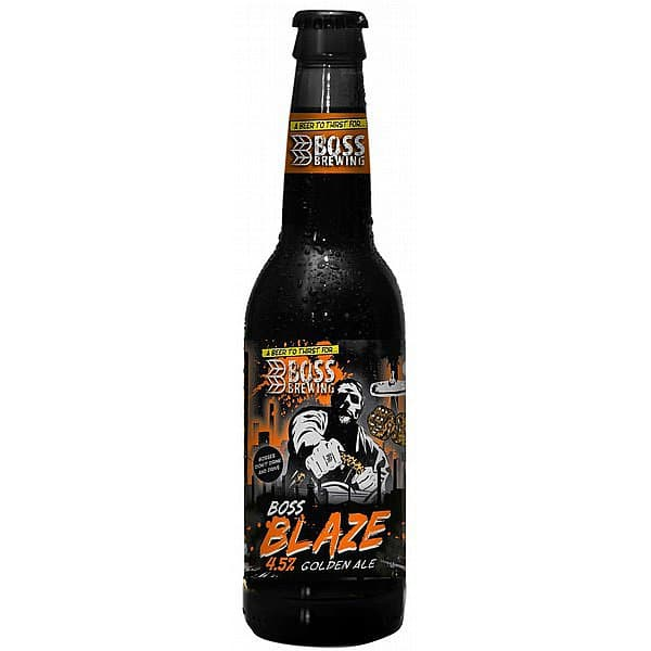 Blaze by Boss Brewing