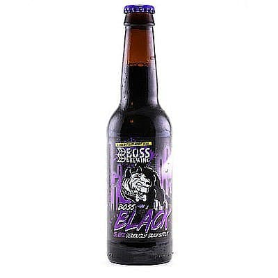 Blackcurrant Stout by Boss Brewing