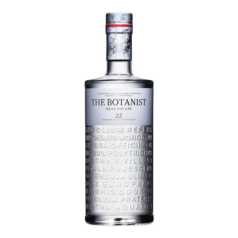Botanist Islay Dry Gin New Style by The Botanist