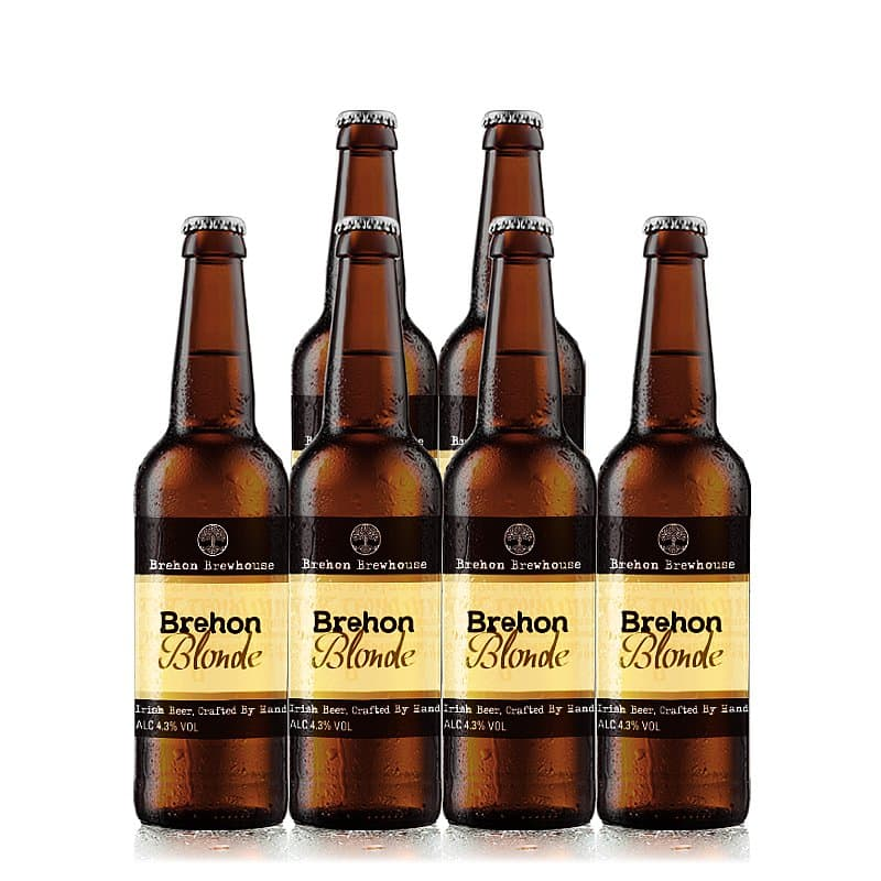 Blonde 6 Case by Brehon Brewhouse