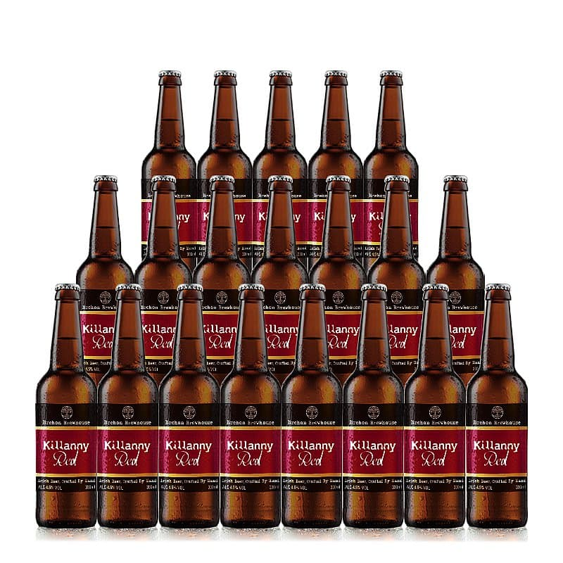 Killanny Red 20 Case by Brehon Brewhouse