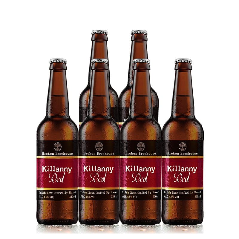 Killanny Red 6 Case by Brehon Brewhouse