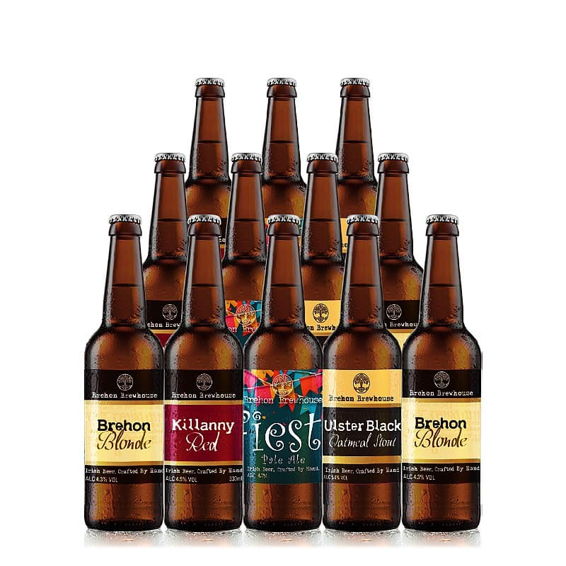 Mixed 12 Case by Brehon Brewhouse