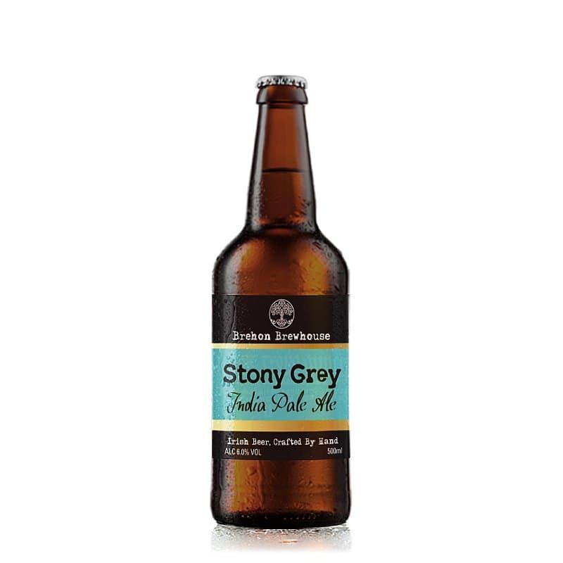 Stoney Grey IPA by Brehon Brewhouse
