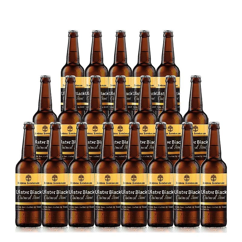 Ulster Black 20 Case by Brehon Brewhouse