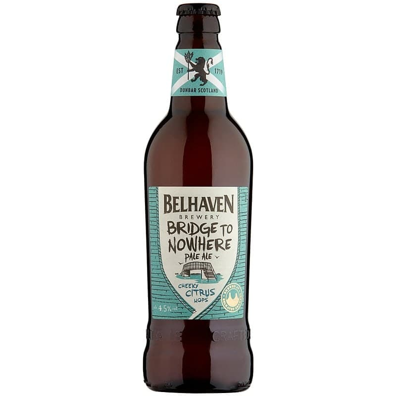 Bridge to Nowhere Pale Ale by Belhaven Brewery